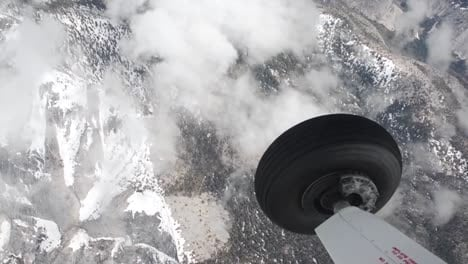 Nasa-Scientists-Study-The-Sierra-Nevada-Snowpack-To-Asses-California-Drought-Conditions