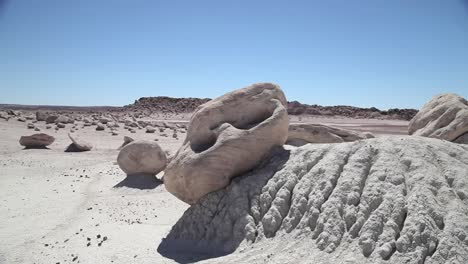 Hikers-Explore-Petrified-Forest-National-Park