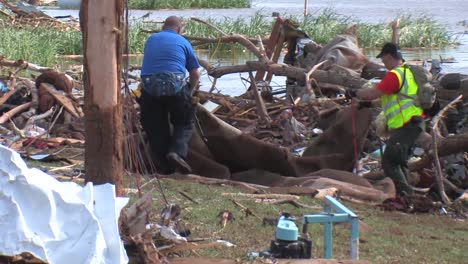 Us-Army-Personnel-Help-Cleanup-After-A-Devastating-Tornado-In-Piedmont-Oklahoma-In-2011-4