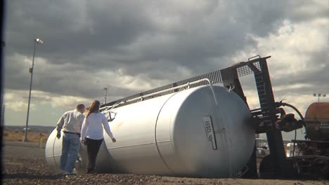 Researchers-Conduct-Experiments-Involving-National-Security-At-A-Mock-Train-Derailment-The-Pacific-Northwest-National-Laboratory