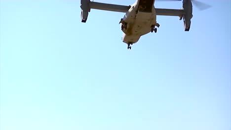 Marines-Fly-The-Mv22-Osprey-In-Afghanistan