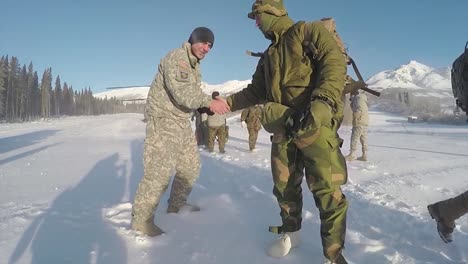 Us-Army-Forces-Train-In-The-Arctic-And-Lead-Other-Nations-In-A-Training-Exercise