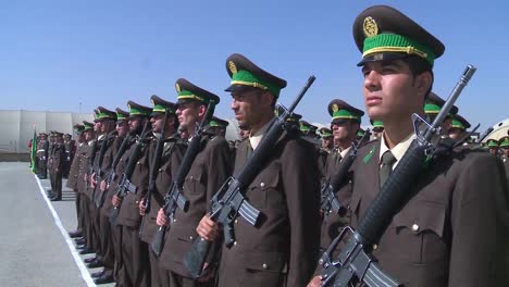 The-Afghan-Army-Military-Academy-Conducts-Drills