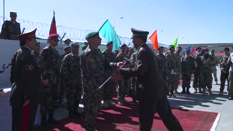 The-Afghan-Army-Military-Academy-Conducts-Drills-And-Graduation-Ceremonies