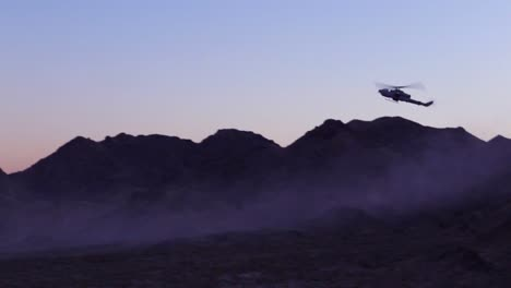 Cobra-Helicopters-Fire-On-Distant-Targets-In-Afghanistan-1