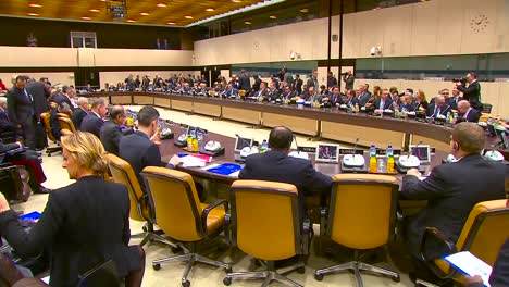 Shots-Of-The-First-Ministeriallevel-Meeting-Of-The-Counterisil-Coalition-At-The-Us-State-Department-Bringing-Together-Over-Sixty-Coalition-Partners-To-Discuss-The-Political-Mechanism-For-Joint-Efforts-To-Degrade-And-Defeat-Isil