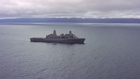 Aerials-Over-The-Uss-Anchorage-An-Amphibious-Transport-Dock-1