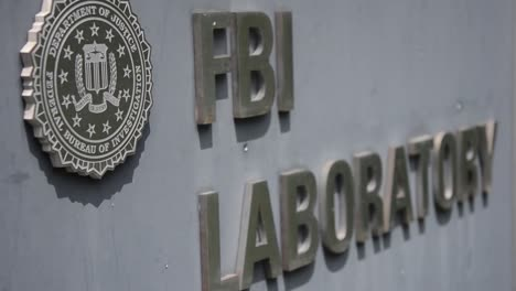 Exterior-Shoits-Of-The-Fbi-Laboratory-In-Washington-Dc
