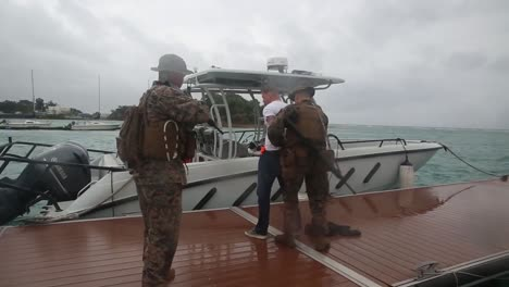 Marine-Corps-Officers-Practicing-Marksmanship-At-A-Firing-Range-6