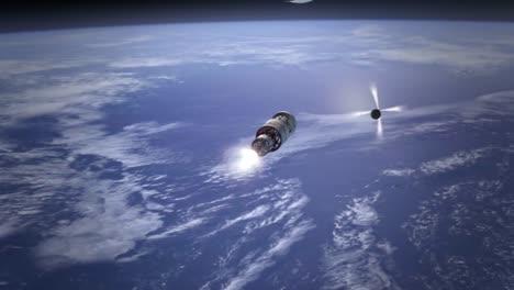 Presentación-Animada-De-La-Misión-1-Del-Cohete-Orion-De-La-Nasa