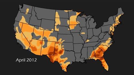 Una-Visualización-De-Mapa-Animada-Muestra-La-Sequía-En-2012