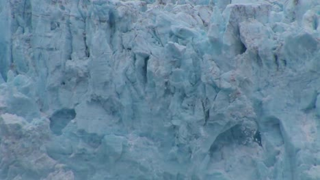 Very-Good-Shot-Of-A-Glacier-Calving-Into-An-Icy-Bay-Suggesting-Global-Warming