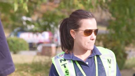 Los-Investigadores-De-Ntsb-Investigan-Un-Accidente-Mortal-De-Autobús-Escolar-En-Chattanooga-Tennessee