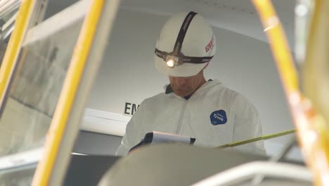 Investigadores-De-Ntsb-Investigan-Un-Accidente-Mortal-De-Autobús-Escolar-En-Chattanooga-Tennessee-3