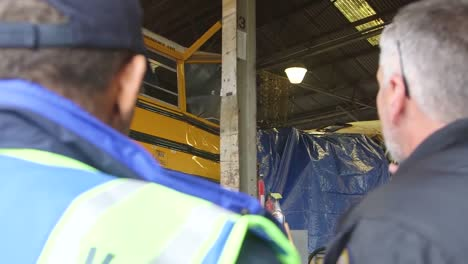 Ntsb-Investigators-Investigate-A-Deadly-School-Bus-Crash-In-Chattanooga-Tennessee-5