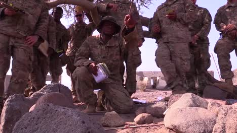 Us-Soldiers-In-Djibouti-Africa-Practice-Tactics-To-Perform-An-Enemy-Ambush
