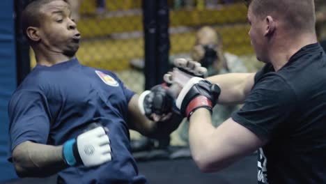 Us-Army-Soldiers-Engage-In-Cage-Fighting-And-Mixed-Martial-Arts-To-Enhance-Battlefield-Readiness