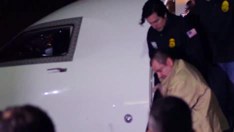 Joaquin-El-Chapo-Guzman-Loera-Arrives-In-New-York-Under-Guard-By-Law-Enforcement-In-2017