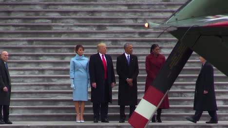 Newly-Appointed-President-Donald-J-Trump-Says-Farewell-To-The-Former-President-Of-The-United-States-Barack-H-Obama-On-The-East-Front-Plaza-Of-The-Us-Capitol-On-Jan-20-2017-1