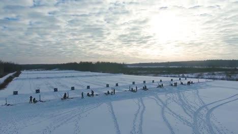 Good-Aerials-Over-Winter-Army-Gun-Firing-Range