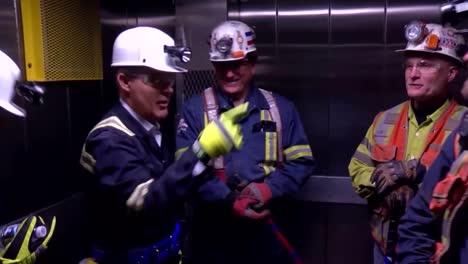 Epa-Administrator-Scott-Pruitt-Tours-A-Coal-Mine-In-Pennsylvania-In-2017