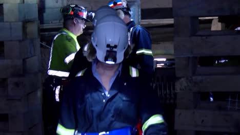 Epa-Administrator-Scott-Pruitt-Tours-A-Coal-Mine-In-Pennsylvania-In-2017-5