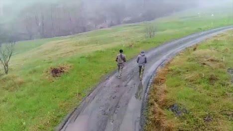 Fuerzas-De-Operaciones-Especiales-Estadounidenses-Practican-Un-Ejercicio-De-Simulación-Terrorista-En-Serbia