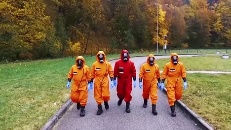 Nato-Chemical-Weapons-Team-Prepares-For-Chemical-And-Biological-Attack-1