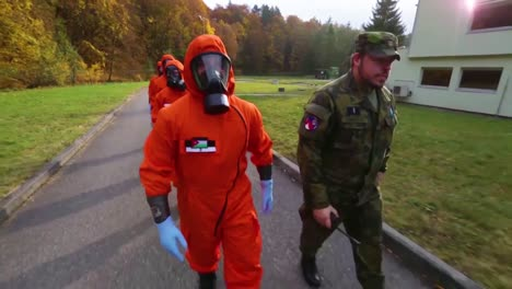 Nato-Chemical-Weapons-Team-Prepares-For-Chemical-And-Biological-Attack-3
