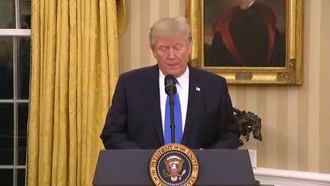 President-Donald-Trump-Swears-In-Secretary-Of-State-Rex-Tillerson