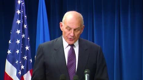 El-Jefe-Del-Departamento-De-Seguridad-Nacional-De-EE-UU-John-Kelly-Habla-Sobre-El-Presidente-Triunfa-Sobre-La-Prohibición-De-Viajar-A-Los-Musulmanes