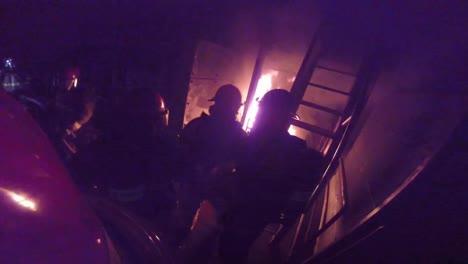 Firefighters-Battle-A-Fire-On-Board-A-Ship