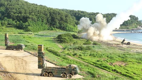 An-M270-Multiple-Launch-Rocket-System-Launches-Rockets