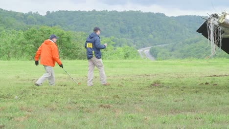 Field-Investigators-From-The-Ntsb-Document-The-Wreckage-Of-A-Cargo-Plane-Crash-At-Charleston-Yeager-Airport-3