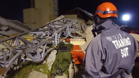 Men-And-Women-Of-The-22Nd-Engineer-Clearance-Company-Search-For-Mock-Victims-In-The-Rubble-Of-A-Building-Collapse-During-Training-Exercise-Guardian-Response-17