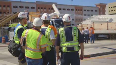 Ntsb-Inspectors-Look-At-The-Collapse-Of-A-Pedestrian-Bridge-Onto-Traffic-At-Florida-International-University-1