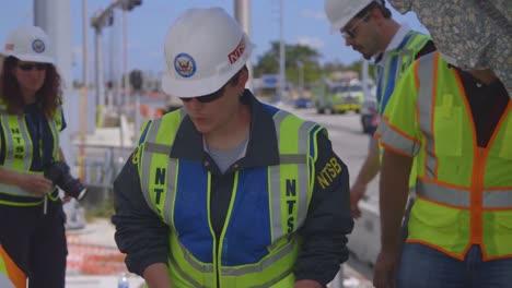 Ntsb-Inspectors-Look-At-The-Collapse-Of-A-Pedestrian-Bridge-Onto-Traffic-At-Florida-International-University-7