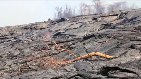 Lava-Flows-Across-A-Road-In-Hawaii-During-The-2018-Kilauea-Volcano-Eruption-2