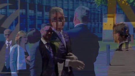 Montenegro-Prime-Minister-Milo-Djukanovic-Arrives-At-The-Nato-Summit-In-Brussels-Belgium