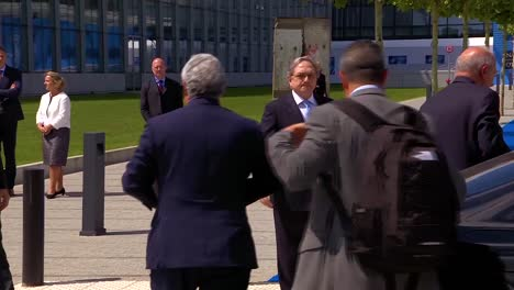 Portugal-Prime-Minister-AntãNio-Costa-Arrives-At-The-Nato-Summit-In-Brussels-Belgium