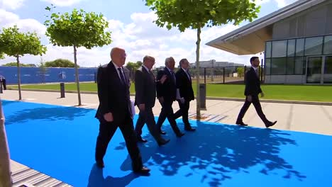 Portugal-Prime-Minister-AntãNio-Costa-Arrives-At-The-Nato-Summit-In-Brussels-Belgium-1