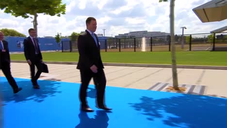 Estonia-Prime-Minister-J-ri-Ratas-Arrives-At-The-Nato-Summit-In-Brussels-Belgium-1