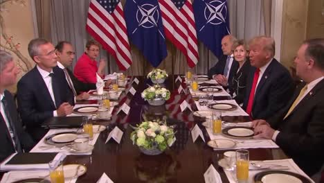 Us-President-Donald-Trump-Criticizes-German-Foreign-Policy-With-Russia-During-A-Breakfast-At-The-Nato-Summit-In-Brussels-Belgium-3