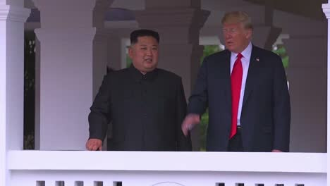 Highlights-From-The-Singapore-Summit-Between-President-Donald-Trump-And-North-Korean-Dictator-Kim-Jong-Un-1