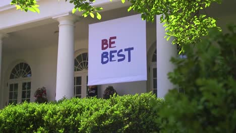First-Lady-Melania-Trump-Announces-Her-Be-Best-Initiative-Campaign-To-Help-Children-In-Schools