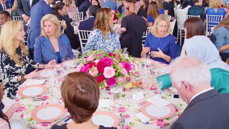 First-Lady-Melania-Trump-Hosts-An-Elegant-Luncheon-At-The-United-Nations-1