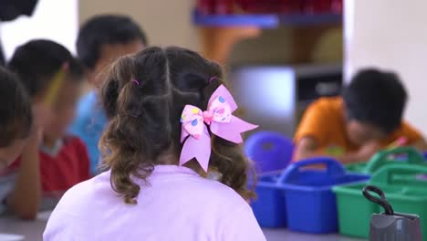 First-Lady-Melania-Trump-Visits-Arizona-And-Meets-With-School-Children-In-The-Classroom