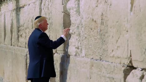 Highlights-Of-Us-President-Donald-Trump-And-First-Lady-Melania-Trump-Visiting-Jerusalem-Israel