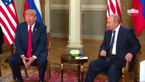 El-Presidente-Donald-Trump-Y-El-Presidente-Ruso-Vladimir-Putin-Se-Reúnen-Ante-Los-Medios-De-Comunicación-En-Helsinki-Finlandia