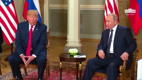 President-Donald-Trump-And-Russian-President-Vladimir-Putin-Meet-Before-The-Media-In-Helsinki-Finland-1